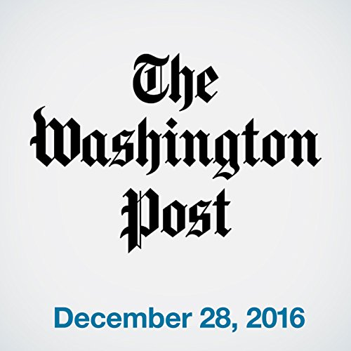 Top Stories Daily from The Washington Post, December 28, 2016 copertina