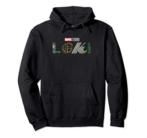 Marvel Loki Logo Pullover Hoodie