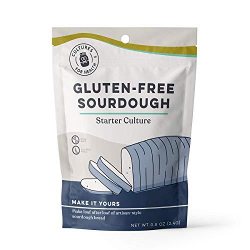 Cultures For Health Gluten-Free Sourdough Starter Culture   Cultures for Health   Homemade artisan bread   Heirloom, non-GMO