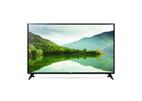 """LG 49LK5900 Televisore 124,5 cm (49"""") Full HD Smart TV Wi-Fi, Nero/Grigio"""