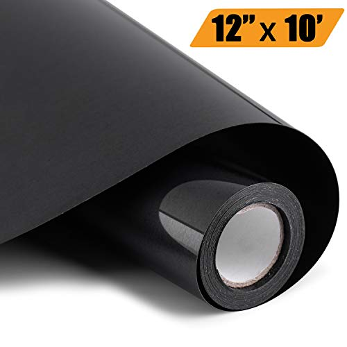 Great Deal! Heat Transfer Vinyl Bundle 12 x 10' Feet Rolls, PU HTV by Somolux for Cricut and Silhou...