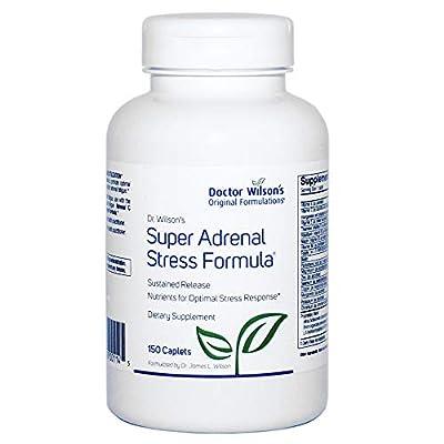 Future Formulations, Dr Wilsons Super Adrenal Stress Formula - x150tabs