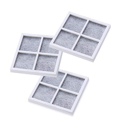 3 Stück Frischluftfilter, Kühlluftfilter der Serie LG LT120F, Ersatzteile für Kühl- / Gefrierluftfilter