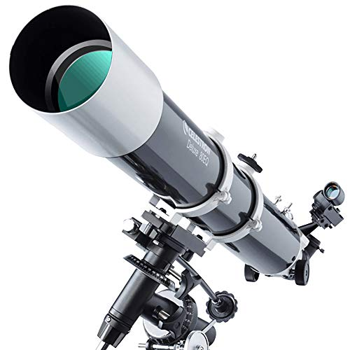 Lowest Price! WANGLXST Telescope - 900mm Focus Length and 80mm Aperture, 3 Eye Pieces, Adjustable Tr...
