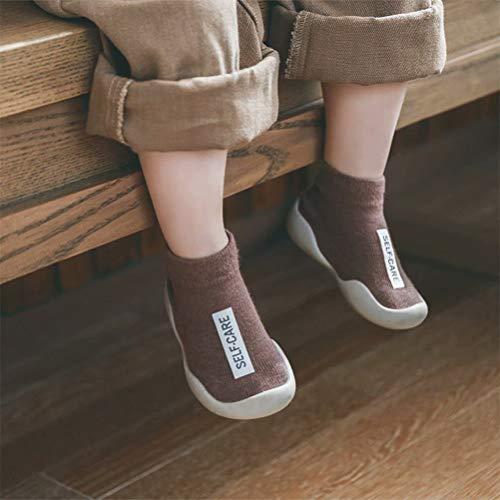 [AOIREMON]可愛いベビーシューズファーストシューズトレーニングシューズ赤ちゃん靴下出産祝い滑り止め柔らか通気性