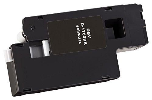 Kompatibler Toner für Dell C1760 / C1765 ersetzt 593-11140, schwarz, 2000 Seiten