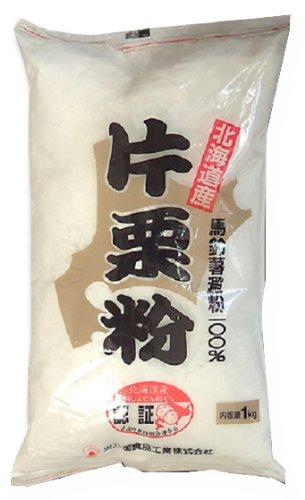 火乃国食品 片栗粉 北海 1Kg