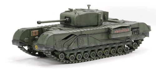 1/72 WW.II British Army Churchill Mk.IV Grenadier fourth Regiment France 1944 (painted) (japan import)