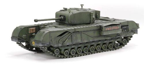1/72 WW.II British Army Churchill Mk.IV Grenadier fourth Regiment France 1944 (painted) (japan import)
