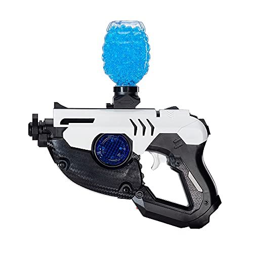 ELO Gel Ball Blaster Gun, Shoots Eco-Friendly Water Gel Beads, Backyard Fun and Outdoor Games for Kids,Adults,Boys and Girls Ages 12+