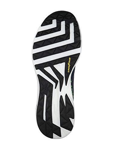 Skechers Go Run Ride 8 Yellow/Black 8