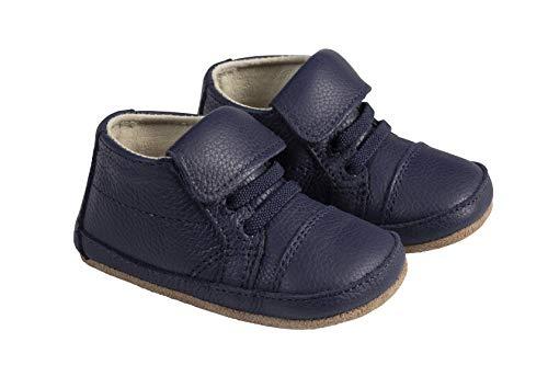 Robeez Nevada Navy First Kick Baby Shoe 9-12mo