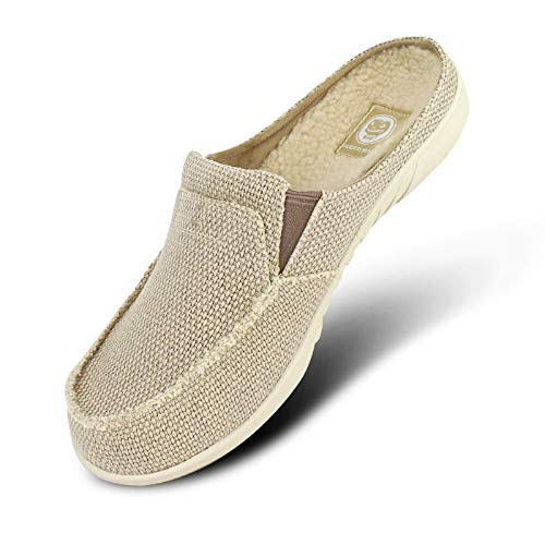 Men's Slippers With Arch Support