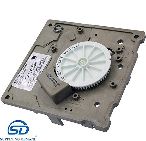 Supplying Demand 8201515 Refrigerator Ice Maker Module Motor Kit Fits 626653 & 626678