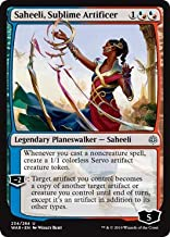 Magic: The Gathering - Saheeli, Sublime Artificer - War of The Spark