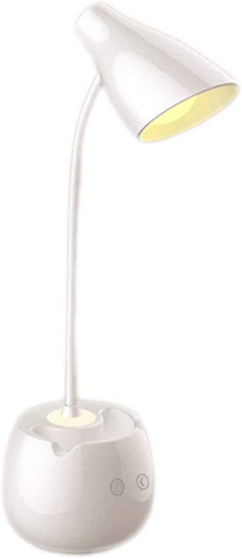 MLMH Tischleuchte Weiches Licht Augenschutz Student Student Student Wiederaufladbar Tischlampe B07HYXXDBN | Spielzeugwelt, spielen Sie Ihre eigene Welt  8145b6