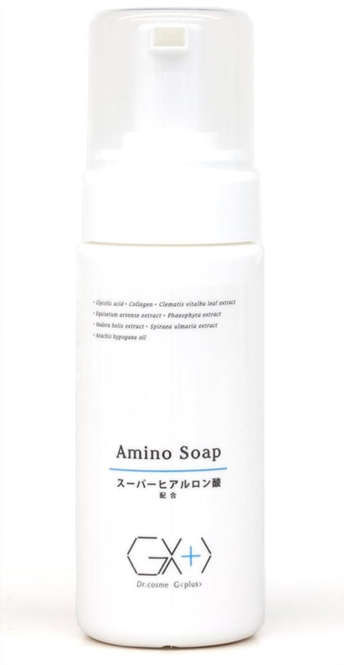 台無しに意志に反する事故G+アミノソープ (プッシュ式泡タイプ洗顔料)