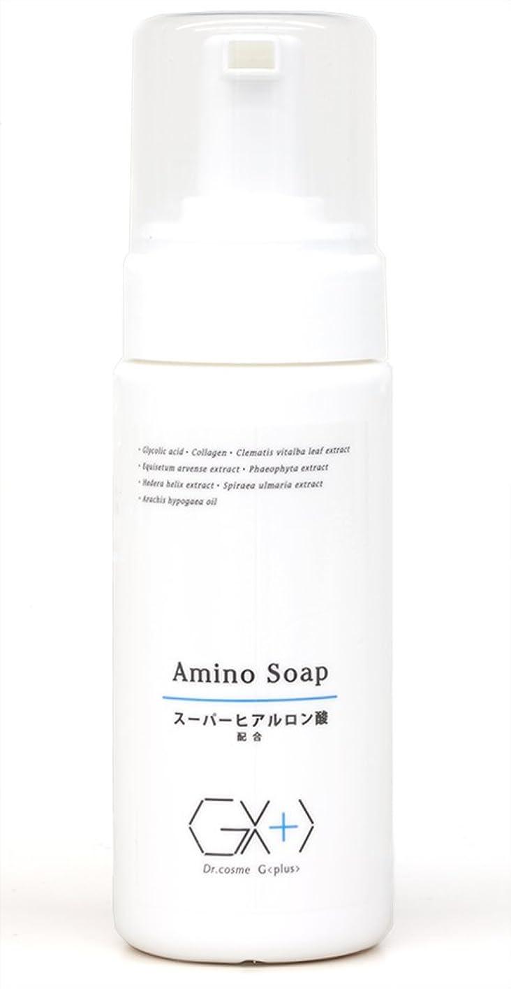 見えない切るテストG+アミノソープ (プッシュ式泡タイプ洗顔料)