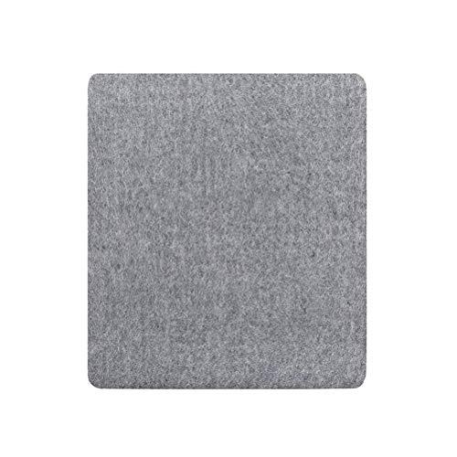 Macabolo Wolle Bügeln Matte, Hitzebeständigkeit gefilzt Eisen Board Wolle pressen Pad Bügelstation für Quilten