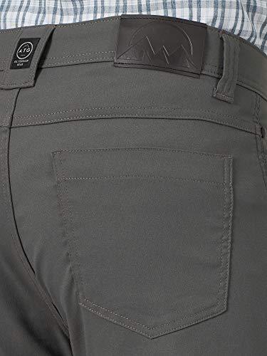 ATG by Wrangler Men's Synthetic Utility Pant, Dark Shadow, 32W x 30L