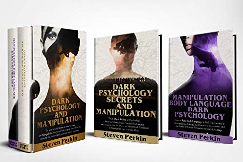 DARK PSYCHOLOGY AND MANIPULATION (2 BOOKS IN 1):: The Never-Revealed Secrets Of Mind Control And Manipulation. How To Read Body Language Fast And Use The ... Of Dark Psychology. (English Edition)