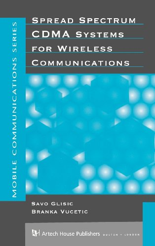 Spread Spectrum Cdma Systems for Wireless Communications (Artech House Mobile Communications Series)