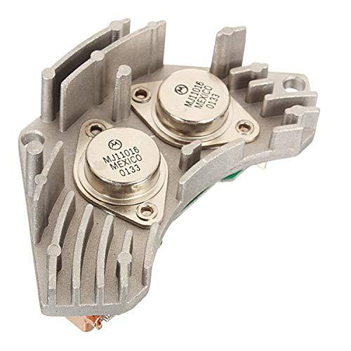 ZWwei Piezas de automóviles Resistor de sopladores de Ventilador del Calentador para Citroen Saxo BERLINGO XANTIA XSARA Herramientas y Equipos de automóviles