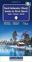 Sweden North (North) - Lulea / Kiruna / Narvik 2019 (Regional Maps - Sweden)