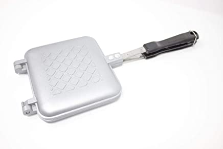 Jean Patrique Toasted Sandwich Maker - Silver