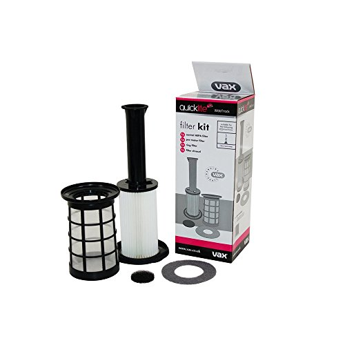 Vax 1112600300 Vacuum Cleaner Filter Kit