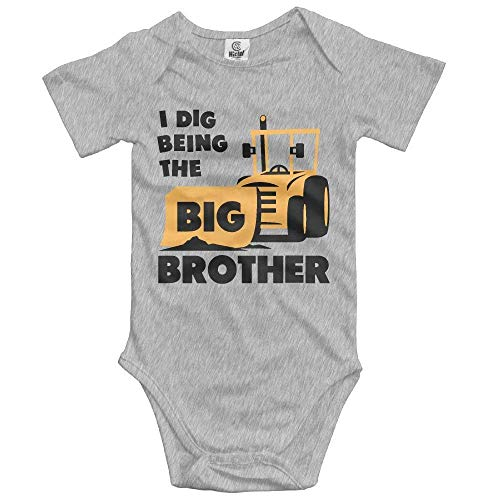 HOTNING Bodys et Combinaisons, Big Brother Gift Unisex Baby Sleeveless Bodysuit