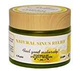 Natural Sinus Relief to Relieve All The Causes & Symptoms Respiratory Infection Allergies Nasal polyps Cough Congestion Mucus Drainage Sinus Pressure inflamed Sinus. A Natural Healthy Wellness
