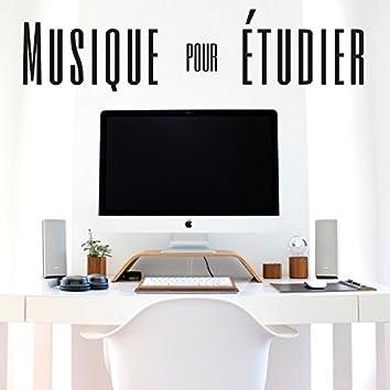 Musique pour étudier – Musique de fond relaxante, meilleure concentration, travail de bureau, apprendre, lecture de livre, bruit blanc