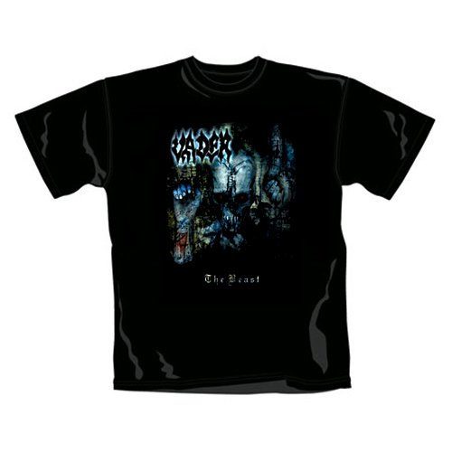 Vader - T-Shirt The Beast (in XXL)
