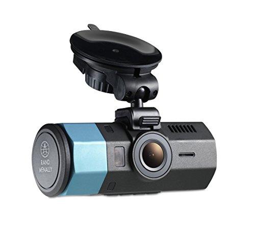 Rand McNally Dash Cam 100 Vehicle Overhead Video, Black