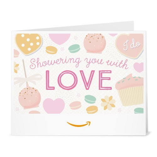 Amazon Gift Card - Print - Shower with Love