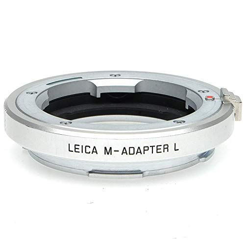 Leica M-Mount to L-Mount Lens Adapter (Silver)