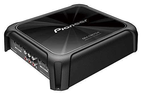 Pioneer GM-D8704 4-Channel Bridgeable Amplifier