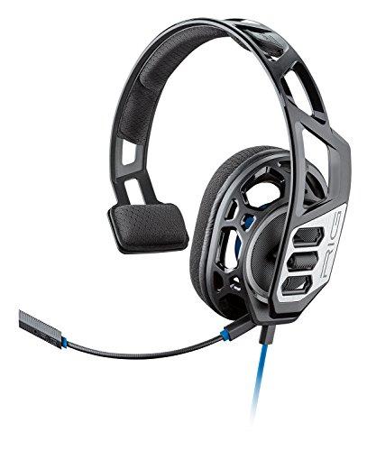 Fone de ouvido para jogos Plantronics Rig 100Hs para PlayStation4 – PlayStation 4, preto, 24,8 x 20,3 x 6,3 cm; 100 g