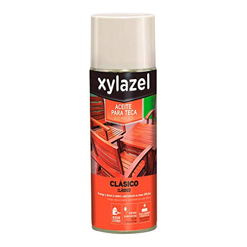 Xylazel - Spray aceite para teca teca 400ml