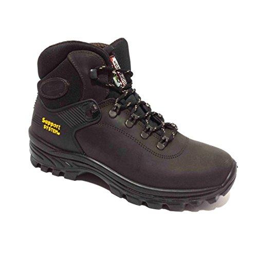 Grisport 10242 Trekking-Schuhe, Jagdschuhe, Leder, Braun