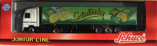 Grünländer Schuco MB Actros - Sattelzug - Junior Line