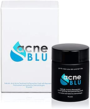 90-Count Acne Blu Treatment and Preventing Pads