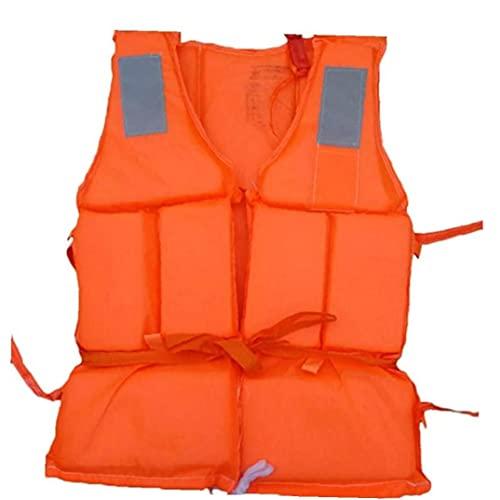Chaleco Salvavidas Camisas de Agua del Deporte del canotaje por un Propósito Deportes al Aire Libre Chaleco Rojo General de Adultos Salvavidas Agua Deporte flotabilidad Chaleco