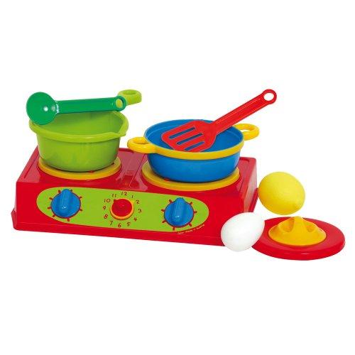 Gowi Toys 454-95 Doppio fornello