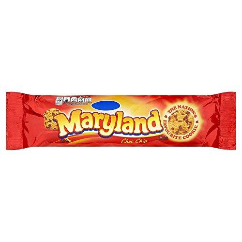 Maryland schokoladen Chip Cookies - 145g x 6 - 6-er Pack