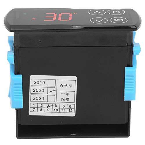 Controlador de temperatura Termostato Función a prueba de humedad Pantalla táctil Refrigeración Sistema de calefacción Controlador de temperatura para refrigerador