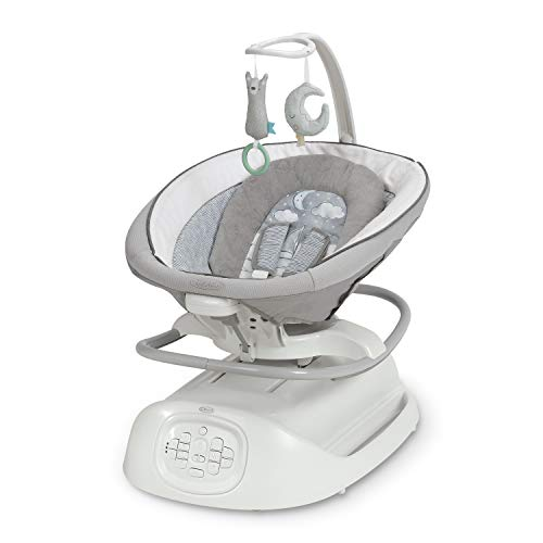 Graco Sense2Soothe Baby Swing with Cry Detection Technology