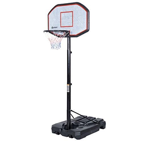 Generic NV _ 1001004562_ yc-uk2305cmze Net Rückwand alle H stehend voller Größe ET BA System verstellbar RD SY Basketballkorb Adjus Ständer 305cm Standin