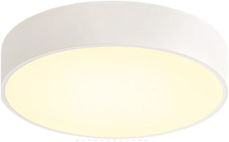 FJH Einfache und kreative Geometrie LED Deckenleuchte Leuchte Persnlichkeit Flur Beleuchtung Moderne Mode Balkon Eingang Leuchte (Farbe   Weiß)